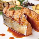 【免運直送】超大厚切鮭魚切片4片組(300公克/1片)