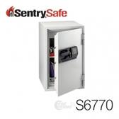 【Sentry Safe】美國金庫電子式防火金庫(中S6770)
