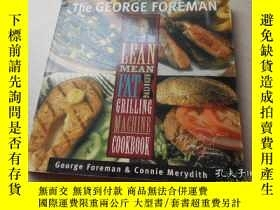 二手書博民逛書店THE罕見GEORGE FOREMAN, LEAN MEAN F