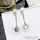 《Caroline》★韓國熱賣造型時尚浪漫風格優雅性感耳環70245