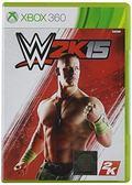 二手片-WWE2K15   英文版PLAY-小無電玩