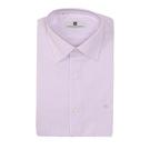 【南紡購物中心】【PIERRE BALMAIN 皮爾帕門】長袖襯衫-粉紫白相間紅細條紋(F1)