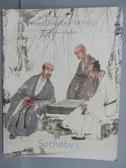 【書寶二手書T6/收藏_PNQ】Sotheby s_Fine Chinese Paintings_2010/4/6