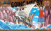 組裝模型 ONE PIECE 海賊王航海王 偉大的船艦收藏輯 前進梅利 黃金梅利號 TOYeGO 玩具e哥