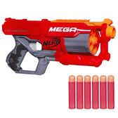 孩之寶Hasbro NERF系列 兒童射擊玩具 巨彈系列 旋風輪轉手槍 A9249