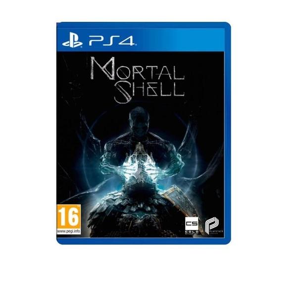 [哈GAME族]預購片 預計10/16發售 類似黑暗靈魂RPG遊戲 PS4 Mortal Shell 中英日文版