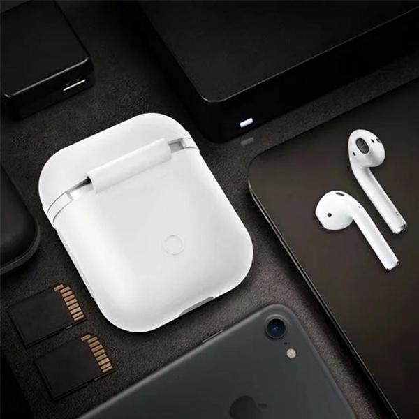 藍牙耳機 AirPods 1代 2代 2019 保護盒 矽膠 便攜 耳機保護套 收納盒 耳機殼 保護殼 充電盒 限量促銷