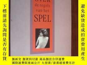 二手書博民逛書店Over罕見de regels van het Spel 荷蘭語
