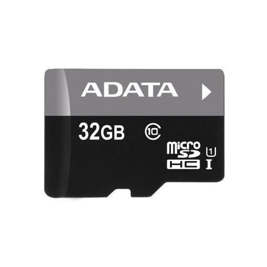 【新風尚潮流】威剛記憶卡 32GB microSDHC UHS-I U1 AUSDH32GUICL10-RA1