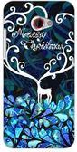✿ 3C膜露露 ✿ 【神秘*水晶硬殼】HTC Butterfly S 手機殼 手機套 保護套 保護殼