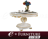 『 e+傢俱 』AT39 米勒 Miller 新古典風格 天然玉石餐桌 | 木面餐桌 | 圓餐桌 歐式餐廳 可訂製