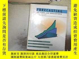 二手書博民逛書店Forecasting罕見METHODS AND APPLICATIONS 預測方法及應用Y261116