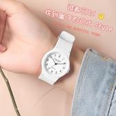手錶女女士手表女防水時尚ins學院風韓版潮流學生簡約卡通手表可愛女表 爾碩