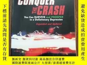 二手書博民逛書店Conquer罕見the Crash: You Can Surv