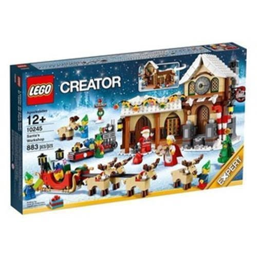 LEGO 樂高 Creator Expert Winter Holiday Train 10254 Construction Set