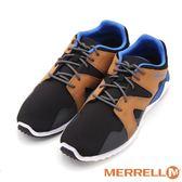 MERRELL 1SIX8 MESH 輕量休閒運動 男鞋-黑
