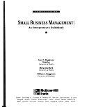 二手書博民逛書店《Small Business Management: An Entrepreneur s Guidebook》 R2Y ISBN:0071198571
