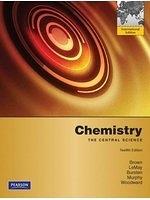 二手書博民逛書店《Chemistry: The Central Science》