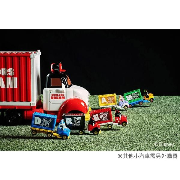 TOMICA 迪士尼小汽車 經典DREAM貨櫃小車 米妮
