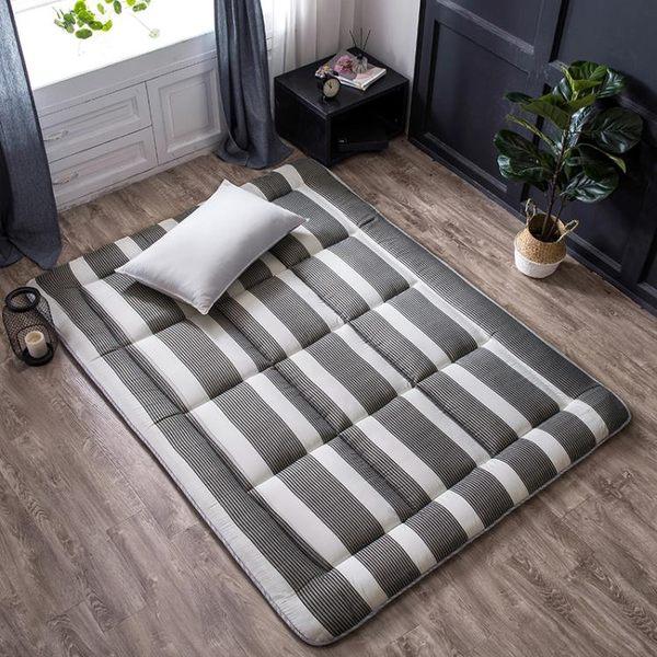 床墊床墊1.8m床1.5m床1.2米單人雙人褥子墊被學生宿舍海綿榻榻米床褥jy【八五折限時免運直出】