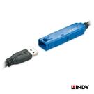◤大洋國際電子◢ LINDY 林帝 43157 - 主動式 USB3.0 延長線 10M