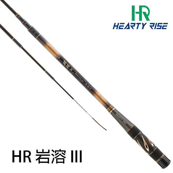漁拓釣具 HR 岩溶III 5-6-7尺 極致硬 1/9調 [釣蝦竿]