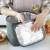 保溫袋 便當包午餐飯盒手提包大號帶飯袋子保溫包便當袋飯盒袋飯盒包 【免運】