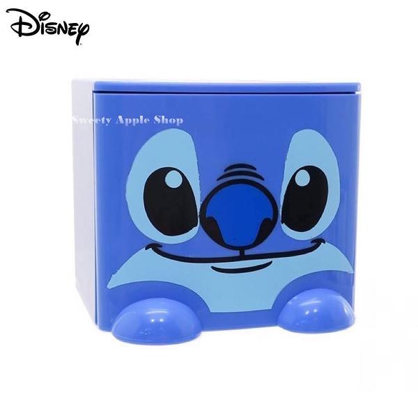 日本限定 迪士尼 史迪奇 抽屜式收納盒