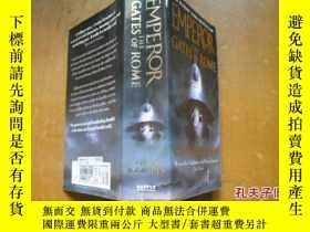 二手書博民逛書店EMPEROR罕見THE GATES OF ROMEY20588