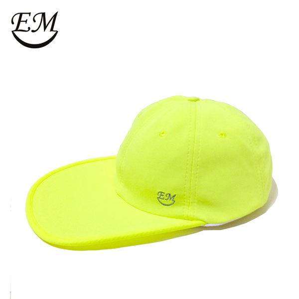 伊美棒球帽/黃光 抗UV.UPF50+.傳送有益光波.男女皆宜(附高級收納防塵袋) 帽子 遮陽帽 運動帽 光能帽