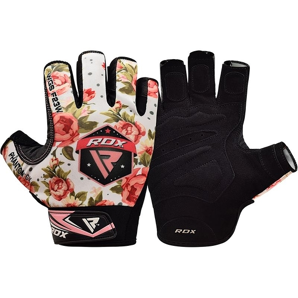 【線上體育】RDX GYM GLOVES LADIES SUMBLIMATION F23 WHITE