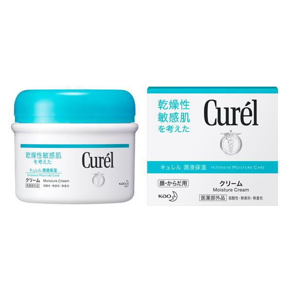Curel珂潤 潤浸保濕身體乳霜90g【康是美】