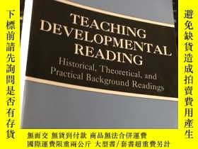 二手書博民逛書店TEACHING罕見DEVELOPMENTAL READINGY24878 Norman A.Stahl Hu