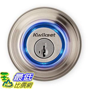 [美國直購] Kwikset 925 KEVO2 DB 15 Kevo (2nd Gen) Touch-to-Open Smart Lock in Satin Nickel 觸控門鎖