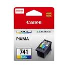 CANON CL-741 彩色墨水匣 適用MG2170/MG2270/MG3170/MG4170/MG3270