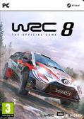 電腦版 PC版  WRC 世界拉力錦標賽 8 中文版 預購2019年9 月