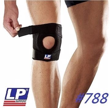 [ LP 美國頂級護具 ] LP 788 調整型護膝 (1入)
