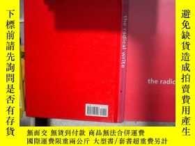 二手書博民逛書店THE罕見RADICAL WRITE 激進的寫作 02Y2611