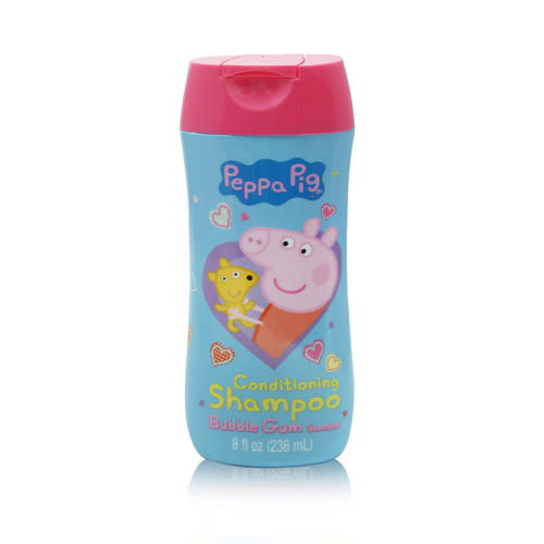 PEPPA PIG卡通雙效洗髮精8oz【愛買】