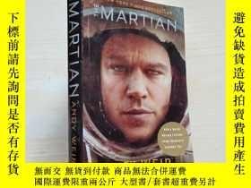 二手書博民逛書店The罕見Martian (Movie Tie-In EXPORT): A NovelY23625 Andy