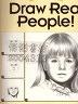二手書R2YB 《Draw Real People!》1996-Hammond-