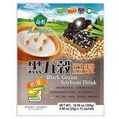 【薌園】黑五穀豆漿 (25公克x10入)/袋