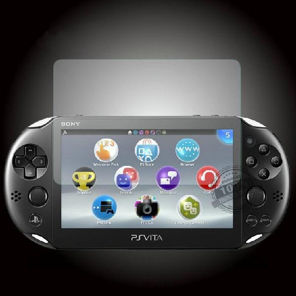 SONY PSV 2000 LCD 鋼化玻璃膜 螢幕 保護貼 - PS VITA 2007 適用