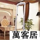 鏡子全身大穿衣鏡歐式落地鏡簡約韓式公主鏡商場服裝店移動試衣鏡MBS「萬客居」