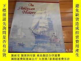 二手書博民逛書店AN罕見AMERICAN HISTORY, VOLUME II,