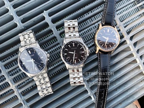 CITIZEN日本星辰ECO-Drive世界時間光動能紳士限量腕錶BX1001-89E公司貨