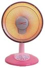 雙豪 10吋 可擺頭鹵素(絨毛前網) 電暖器 TH-101
