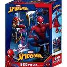 《 MARVEL 》漫威蜘蛛人520片盒裝拼圖 / JOYBUS玩具百貨