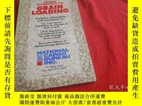二手書博民逛書店GENERAL罕見INFORMATION FOR GRAIN LOADINGY23568 見圖 見圖