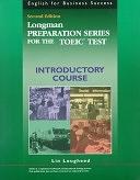 二手書博民逛書店《Longman Preparation Series for the TOEIC Test: Introductory course》 R2Y ISBN:0201877899